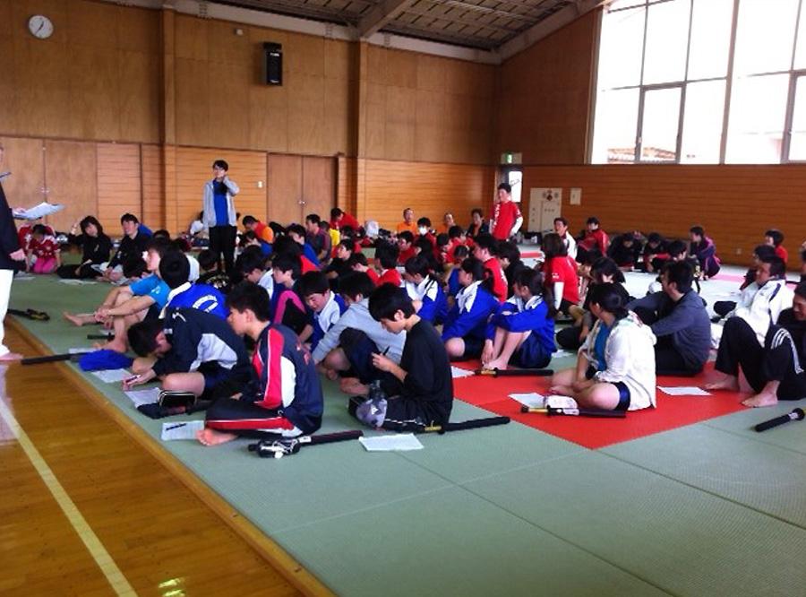 第290回北関東地区(栃木県)本部主催講習会(2016.4.24)