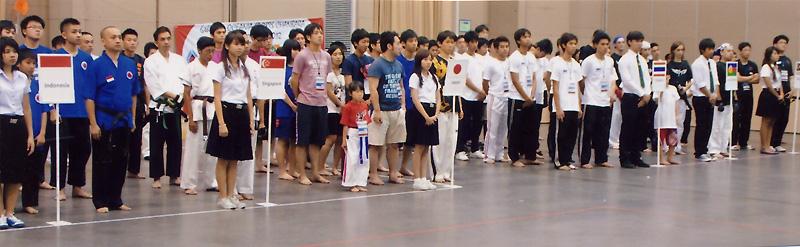 第6回アジア・オセアニア選手権大会